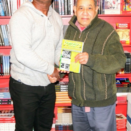 Fun-filled Jamaican Book now available locally in Canada