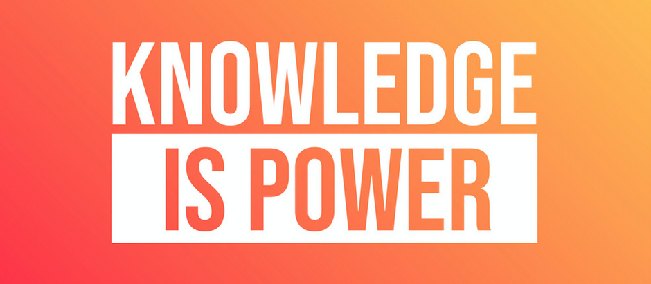 A dive into how exactly knowledge is power