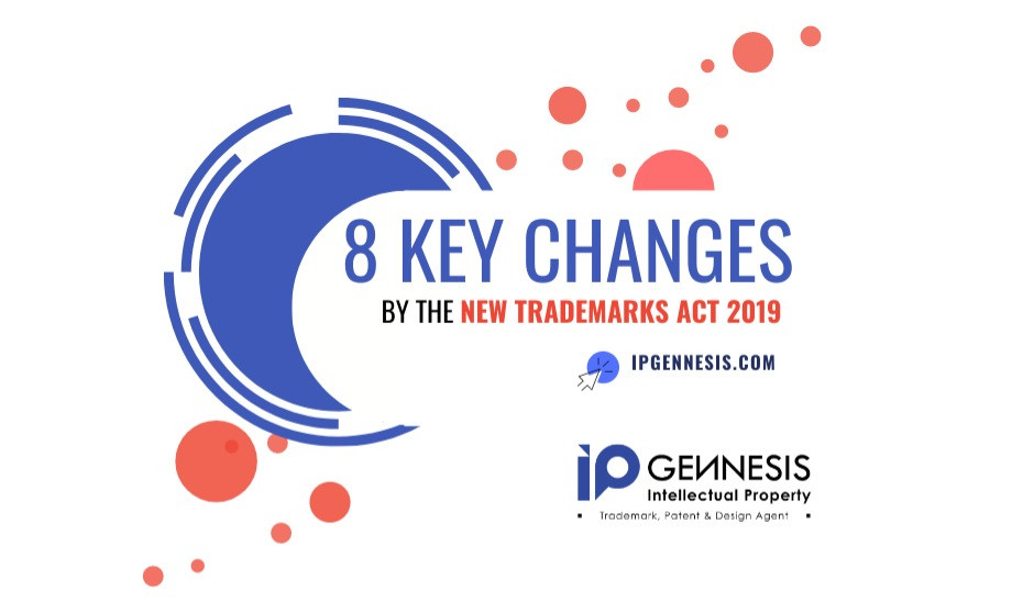 8 Key Changes By The New Malaysian Trademarks Act 2019