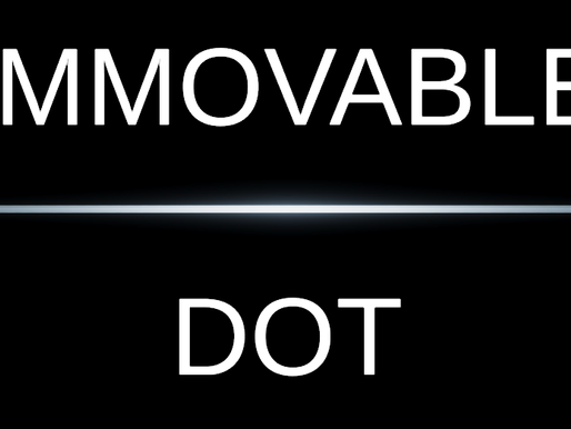 Immovable Dot