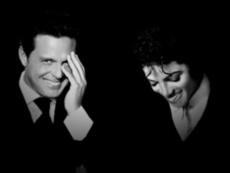 """Luis Miguel nos hace """"sonreír"""" por canción con Michael Jackson"""