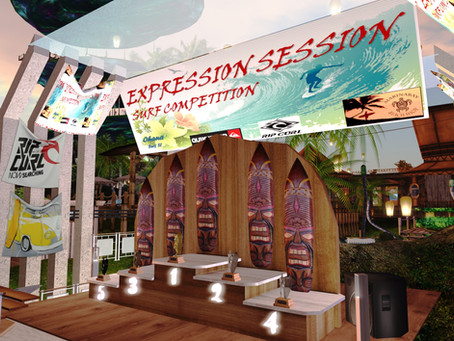 Scores for the Expression Session Surf Competition_November 2019
