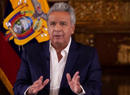 Presidente Moreno recibirá a embajadores y proveedores del Estado