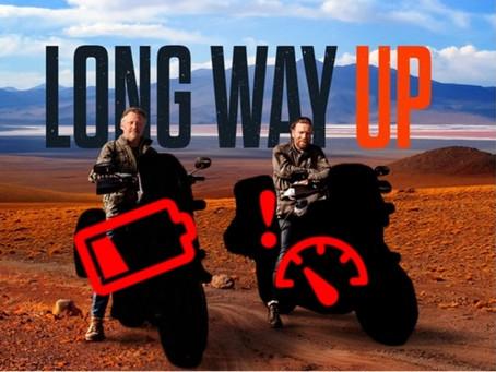 The long way up, ou comment mal promouvoir la moto électrique ! 2/2