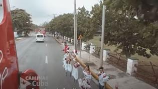 Vidéo - Réouverture de Varadero - Belles images