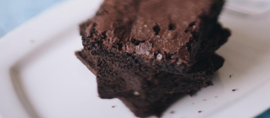 Cubotti cioccolato e ceci