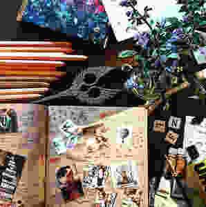 Journal, psychic, medium, intuitive healer, angel whisperer, psychic art, manifesting dreams, Jo Allen Berkhamsted, angel intuitive, artist