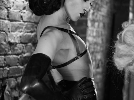 « Sublime créature » Jean-Biche au Cabaret Mademoiselle