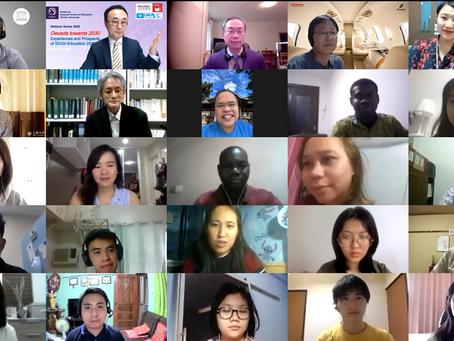 International Webinar on the 75th UN DAY