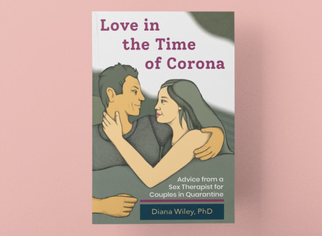 New Book: 'Love in the Time of Corona'