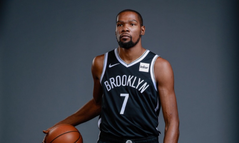 kevin durant brooklyn nets NBA Around the Game