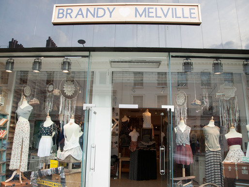 One Size Fits Small?- Brandy Melville Controversy
