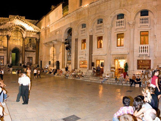 Bars, pubs, disco bars and night clubs in Split