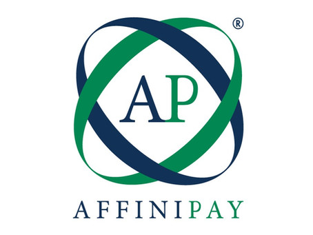 We care about SECURITY. Say 'hello' to our new payment processor, AffiniPay.
