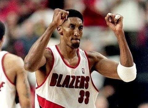 Scottie Pippen Chicago Bulls NBA Around the Game