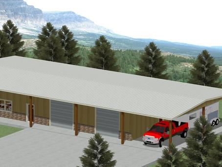 # Barndominium House Plan-brn-06
