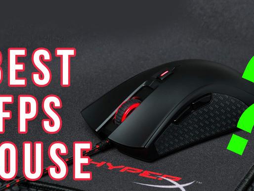 Hyperx Pulsefire FPS Review