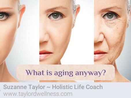 What is aging? Can we do it slower?