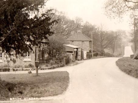 1906: Strange Case of alleged Highway Robbery at Brook Street
