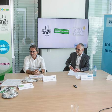 INNARA Soidarfonds wird vorgestellt