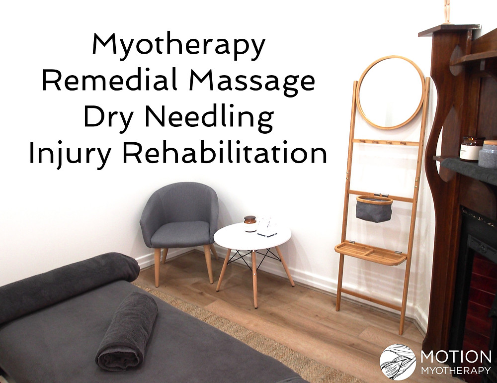 Myotherapy and Remedial Massage