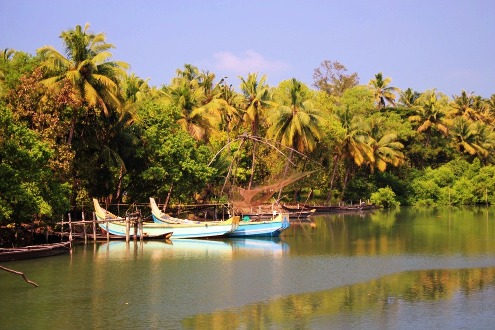 Cherai Beach croisière fluviale