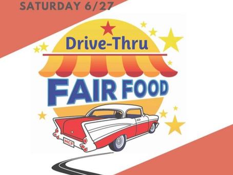 Drive-Thru Fair Food  Great 4 Pandemic Living