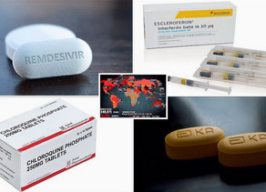 69 existing drugs could be effective in treating the coronavirus