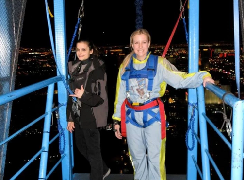 Jump Off The Vegas Stratosphere
