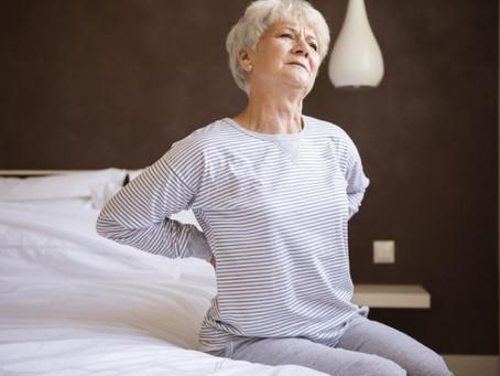 Degenerative Disc Disease and Low Back Pain