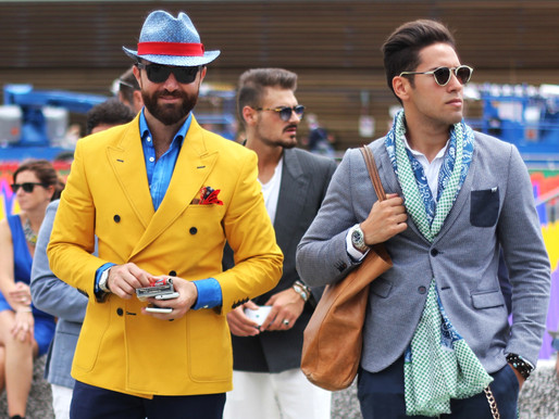 Men's Style Guide: How to Dress Like an Italian