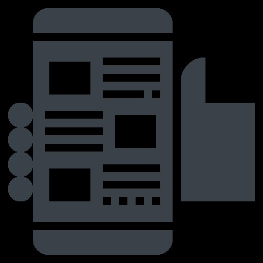 5729679 - app follow mobile news read