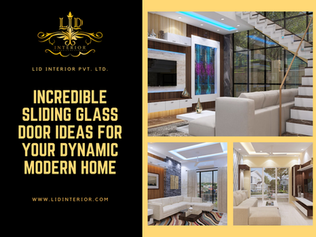 Incredible Sliding Glass Door Ideas for Your Dynamic Modern Home