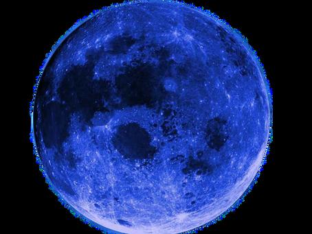 Mavi Dolunay Nedir?                              2020 Mavi Dolunay Ne Zaman?