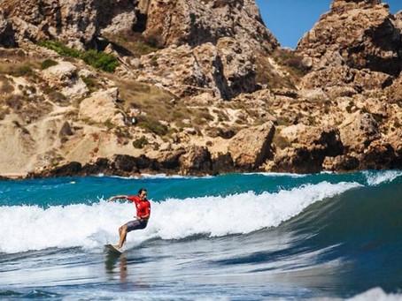 The Best Surf spot in Malta