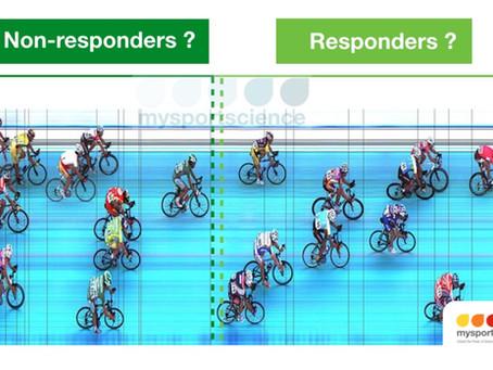 Responders and non-responders