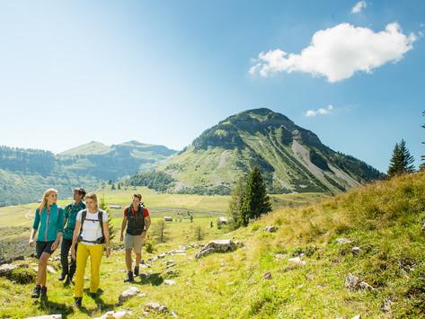 Wander-Finale in Fuschl am See
