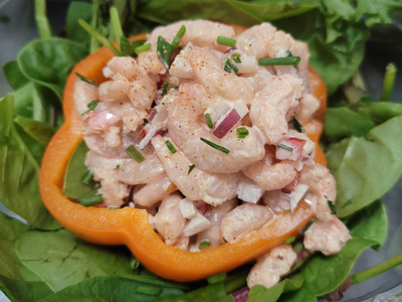 It's SHRIMPLY the best - Shrimp Remoulade Bowl