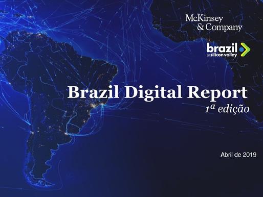 "Fomos destaque na McKinsey & Company's ""Brazil Digital Report"""
