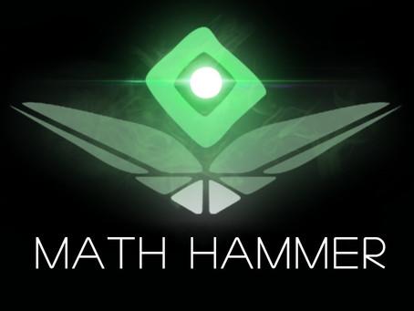 Mathhammer: Board roll off math over 139 games