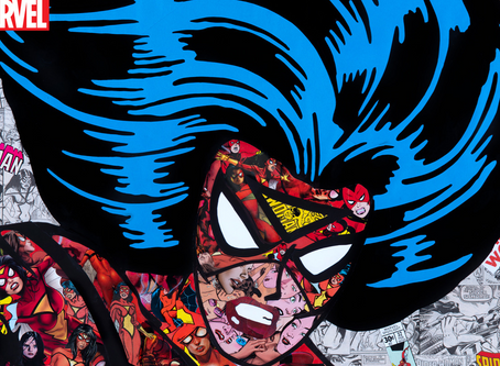 Comic Books: Spider-Woman in March!