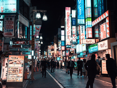 Fukuoka and Hiroshhima, The planet of Japan from an Egyptian's Perspective