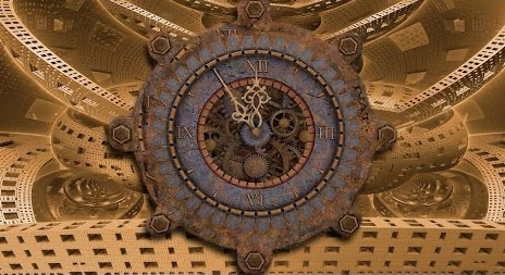 Ancient Technologies Clock