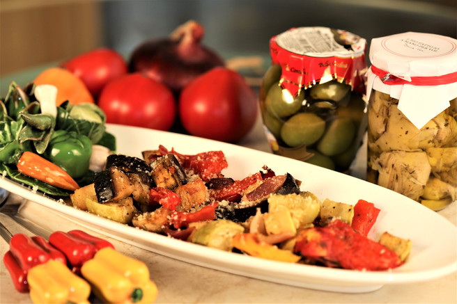 Овощи по-итальянски