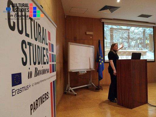 Cultural aspects of marketing - a contribution from Croatia to CSB Pilot Course