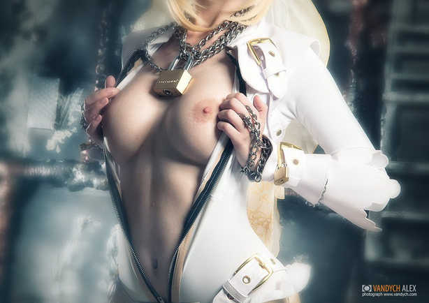 Erotic Cosplay Collection