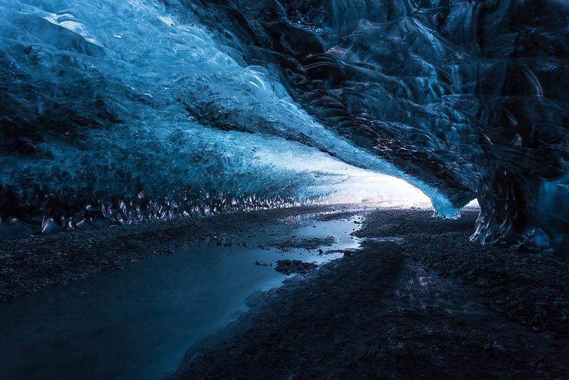 Les cavernes de glace visite
