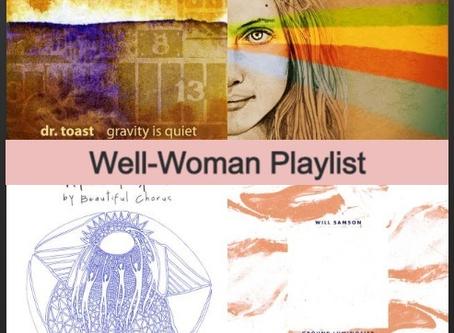 Spotify Playlist - Summer Term