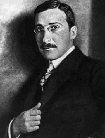 Austrian Writer Stefan Zweig