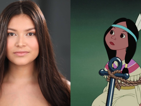 Disney's Peter Pan and Wendy Remake Reportedly Casts Newcomer Alyssa Alook as Tiger Lily